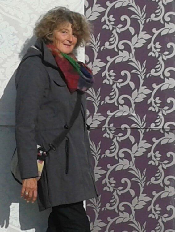 Malerin Monika Paefgen-Richter