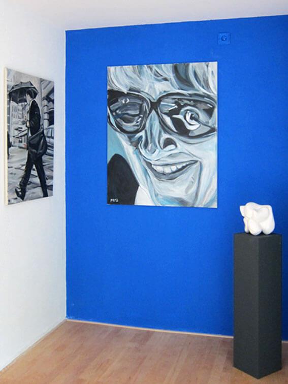 Arbeiten Monika Paefgen-Richter
