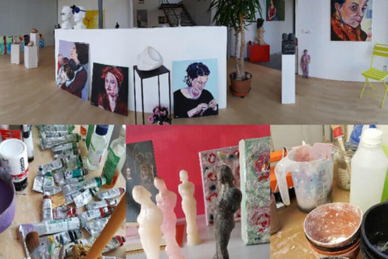 Lab_3 Atelier und Ausstellungsraum