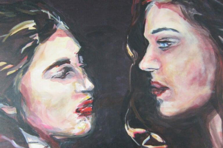 Malerei von Monika Paefgen-Richter