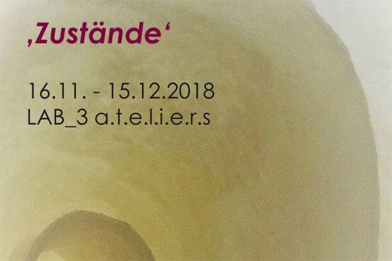 Die Künstlerin und Bildhauerin stellt im Atelier Lab_3 in Konstanz aus.