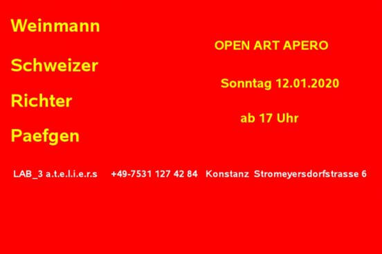 open art apero 2020